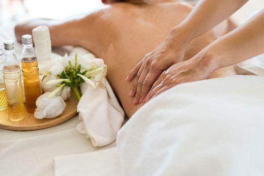 Massage im Therapiezentrum Waldhausen