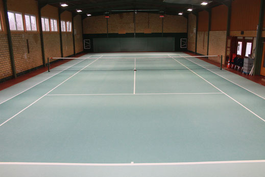 Tennishalle in Wankendorf