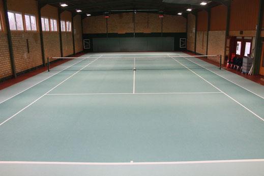 Tennishalle in Wankendorf