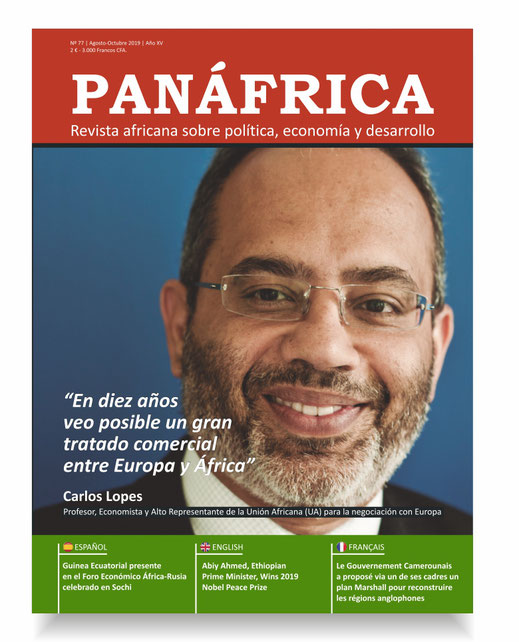 Panáfrica Nº 77