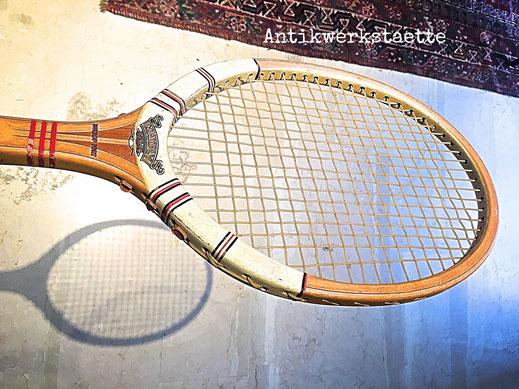ヴィンテージテニスラケット