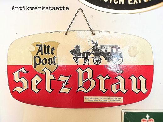 看板 Setz Braeu