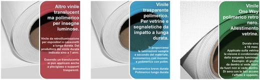 DADE professional consult Bolzano stampa e grafica su adesivi polimerici