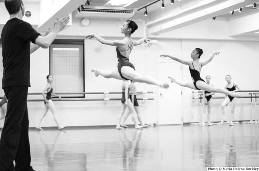 France Ballet Academy in Japan 2016