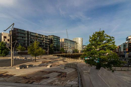 Magellan-Terrassen Hamburg - Ohne Elbphilharmonie