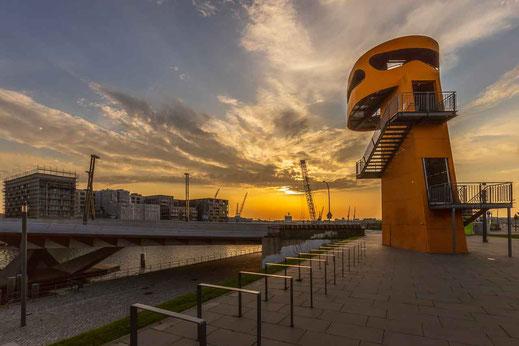 View Point Baakenhafen Hamburg Hafencity