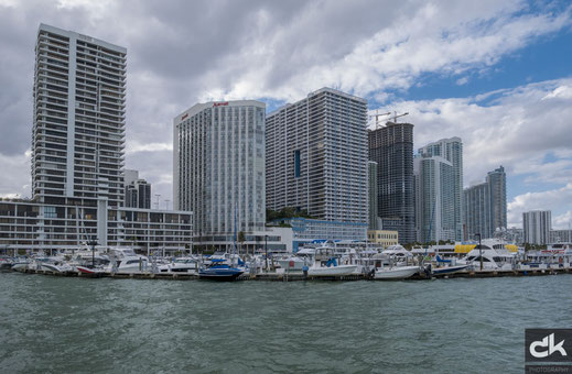 "Unser Hotel ""Marriott Biscayne Bay"" in Downtown Miami"