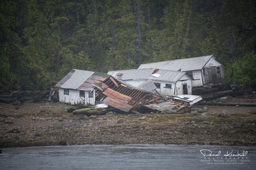 Ketchikan, Alaska, USA, www.danielkneubuehl.com, Photographer/Fotograf: Daniel Kneubühl