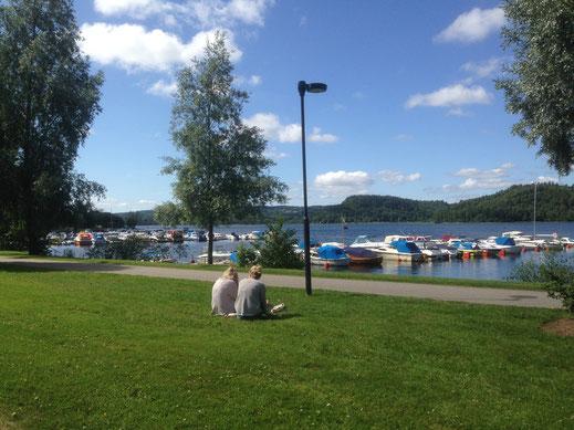 Ferienhaus Schweden am See, günstig, Alleinlage