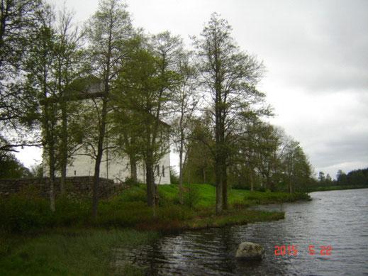 Ferienhaus in Schweden , am See, mit Boot, mit Sauna