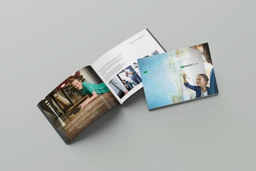 Literatur, Image/Produktkatalog Design: Duraplan, von Andreas Ruthemann