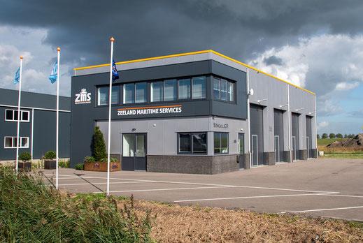 ZMS kantoor te Wemeldinge