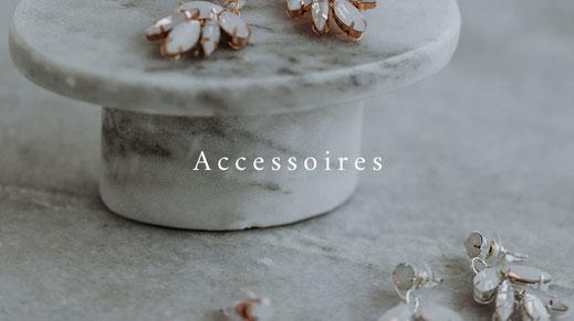 Accessoires Haarschmuck Braut modern