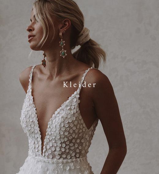 Brautkleid modern Made With Love