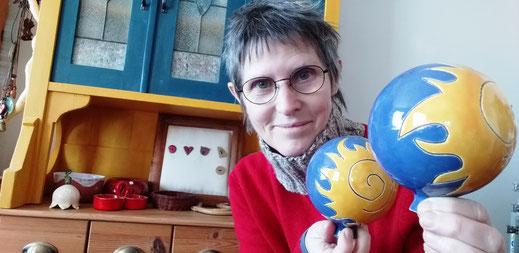 Martina Schlefske, Keramikatelier, Keramikstudio, Keramikwerkstatt