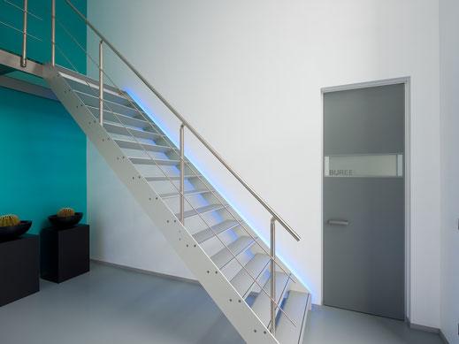 Aluminium designtrap