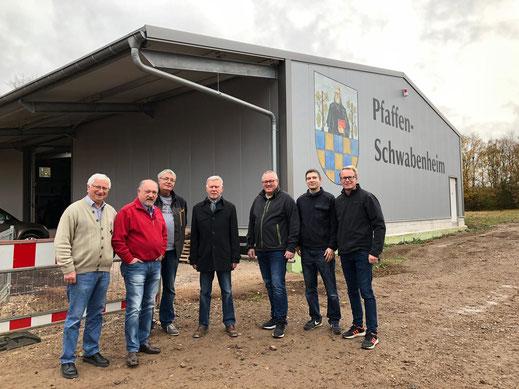 J. Feldhaus, W. Gebhard, R. Petry, P. Hattemer, H.-P. Haas, S. Schramm, S. Haas
