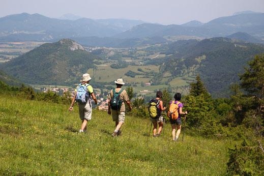 Sentier du Pic des Rives - Belcaire - Rando Pyrénées Audoises