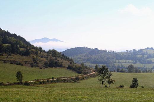 Randonnée Pyrénées Audoises - Roquefeuil