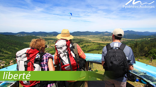 liberté - randonnée Pyrénées Audoises