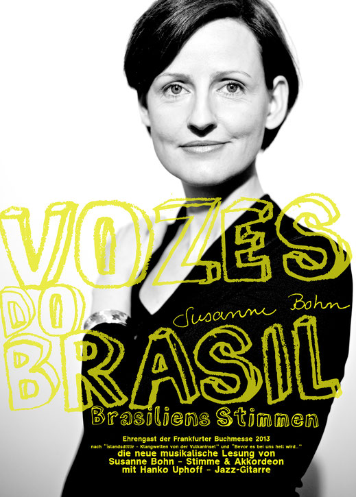 Musikalische Lesung Vozes do Brasil (Foto: KNSY.de)