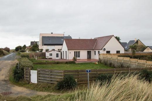 Ferienhäuser in Lindberg Plage in der Normandie