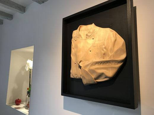 La Promenade Maison Dallais - Restaurant gastronomique en Touraine - 1 Étoile Michelin - Plat signature du Chef Fabrice Dallais du Petit-Pressigny