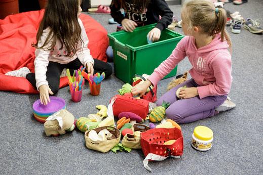 Freizeitpädagogische Angebote im Mittagsband der Ganztagesbetreuung