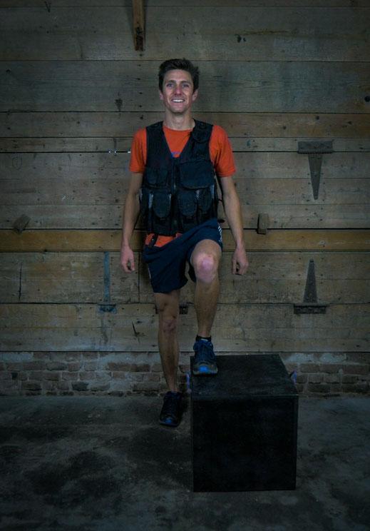 De Box Step-up is geschikt voor het trainen van je spieruithoudingsvermogen in de specifieke periode