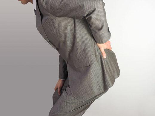 腰痛を治したい 腰痛を軽減