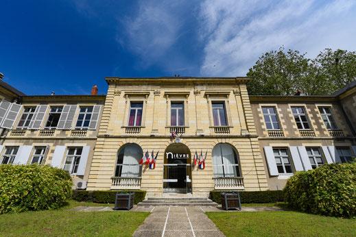 Locaux du conseil départemental de la Nièvre