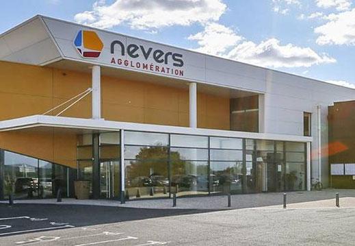 Locaux de Nevers Agglomération
