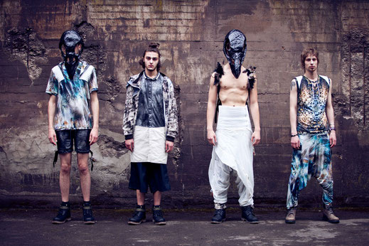 apollo-artemis, fashion, design, sustainable, handmade, collection, revolt, shooting, editorial, model, lex aliviado