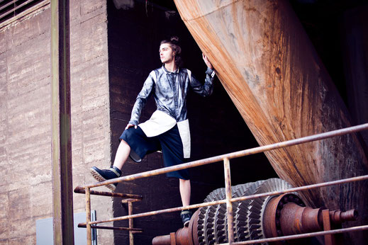 apollo-artemis, fashion, design, sustainable, handmade,revolt, shooting, editorial, model