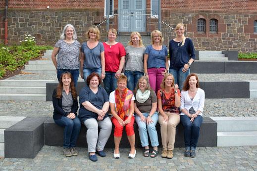 Mediatheks-Team im Juli 2015