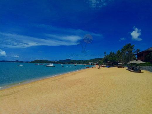 Koh Samui Strand Bophut Beach