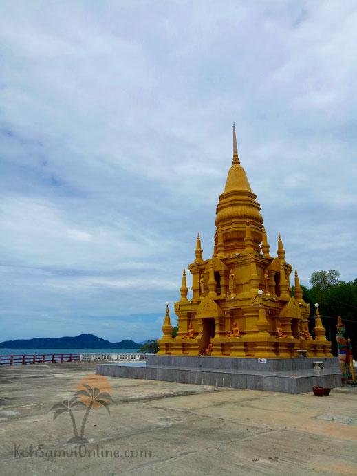 Koh Samui Tempel Laem Sor Pagoda