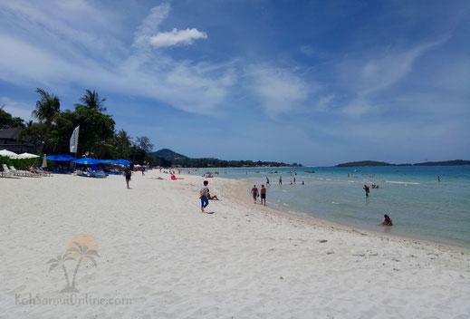 Koh Samui Strand Chaweng Beach