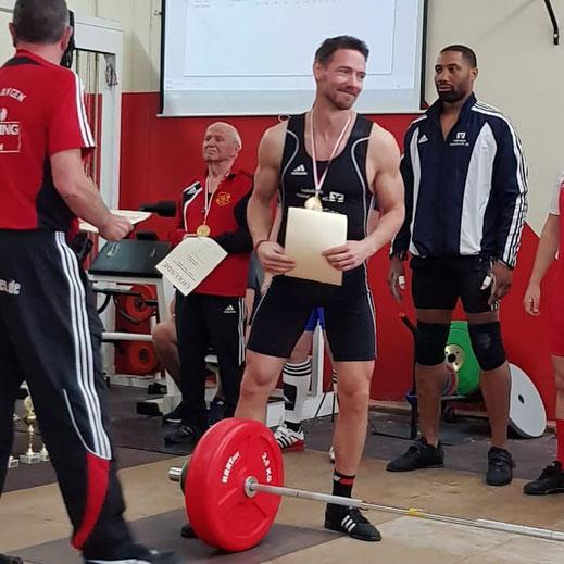 Südhessenmeisterschaft Gewichtheben