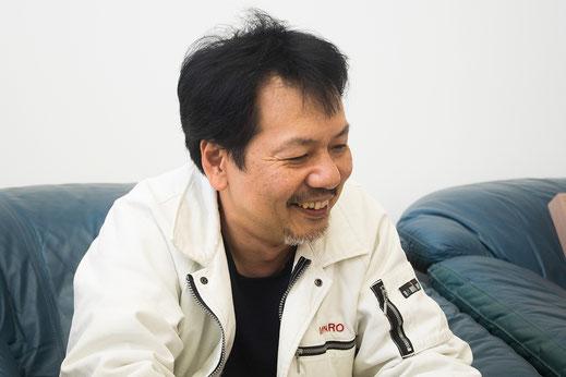 緑川 賢司(みどりかわ けんじ)さん