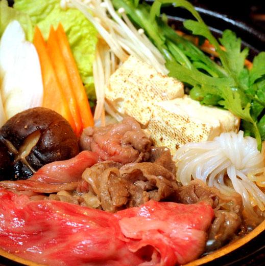 すき焼き用 牛肉