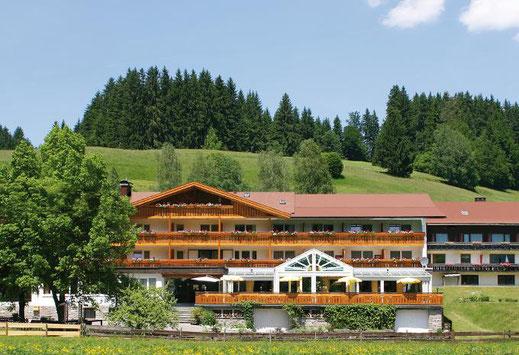 Hotel Sonnenbichl**** in Langenwang, Oberallgäu