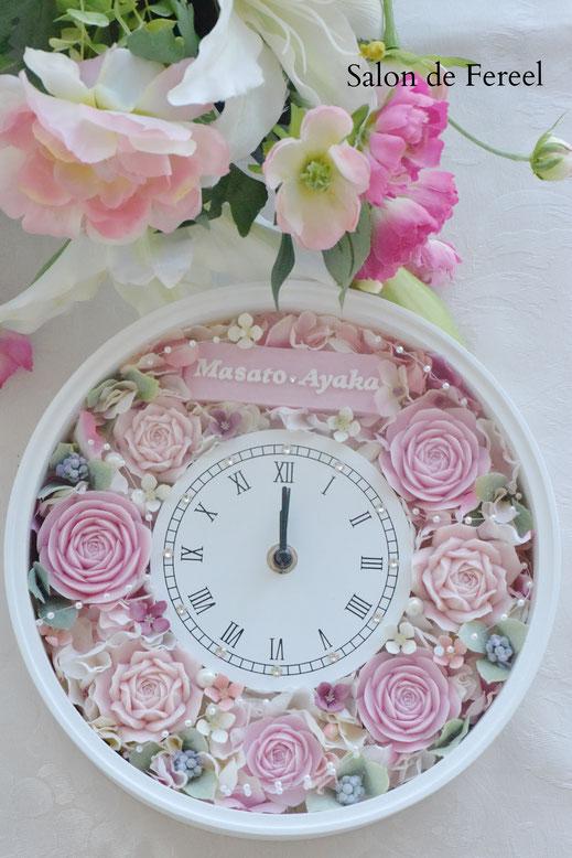 カービング スイカ 彫刻 誕生日 結婚式 メロン フルーツカービング 教室 大阪 薔薇 ソープカービング  プレゼント オーダー フラワーケーキ 時計