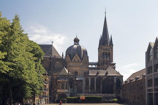 Dom Aachen (c/o Fotolia)