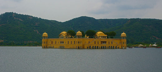 Jal Mahal - Jaipur - Inde