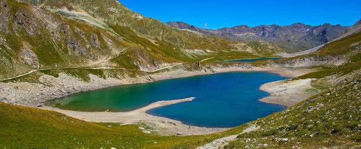 Lac du Gand Ban - Alpes - France