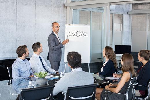 DSGVO Mitarbeiter Schulung Datenschutz