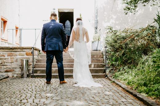 Hochzeit im Kloster Altenberg