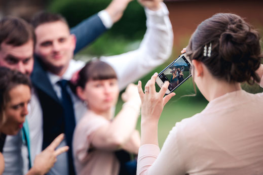 Hochzeitsfeier Gießen