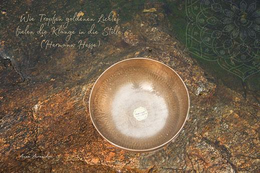 Klangbilder, Klangvisionen, Anna Avramidou, Klang der Stille
